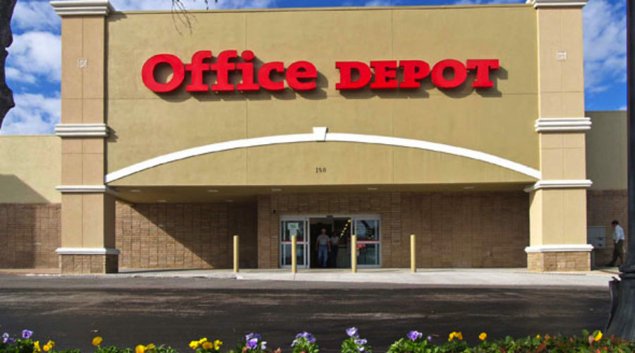 Office Depot appointments aim to leverage, build brand