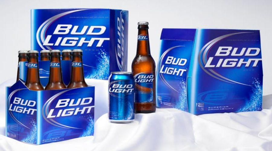 Bud Light account is in play