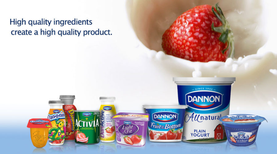 Dannon Names New SVP Marketing