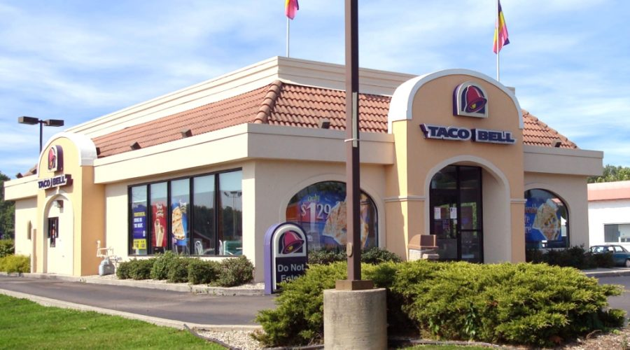 Taco Bell marketing officer resigns