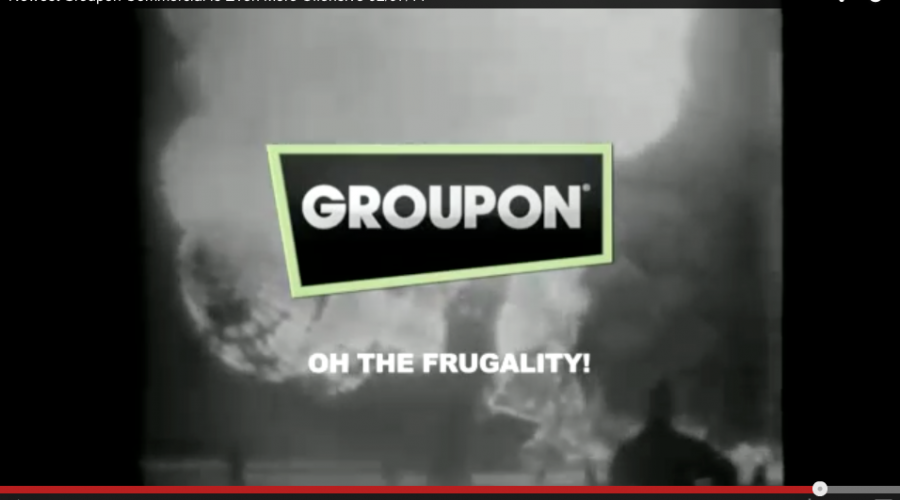 Groupon: Super Bowl plus 4th quarter earnings = New Ad Agency?