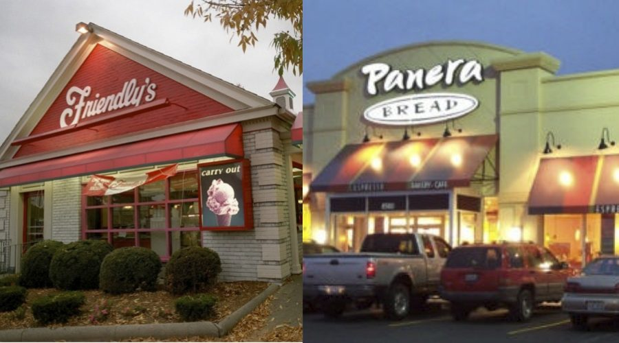 Two Account Review Predictions in one: Friendly's and Panera