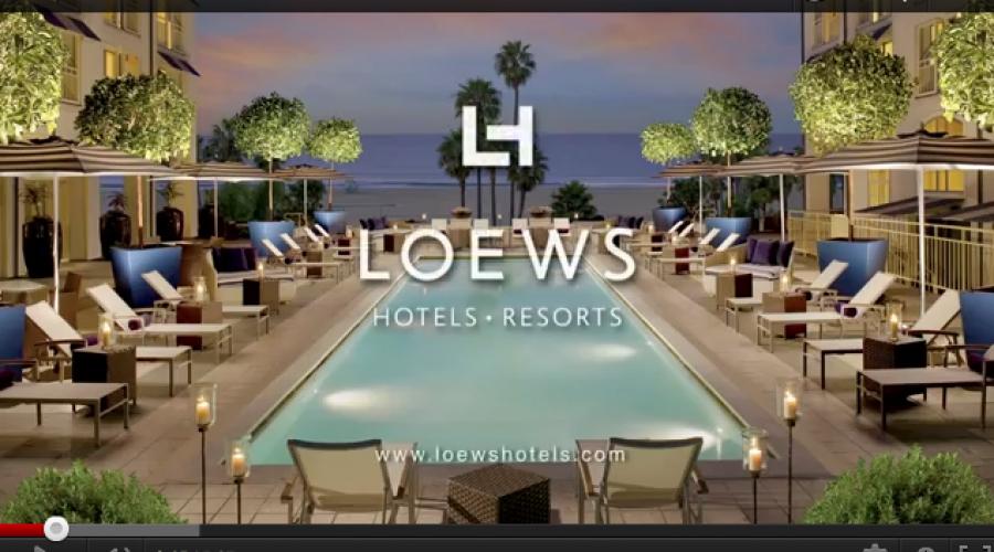 Loews checks-in new CMO