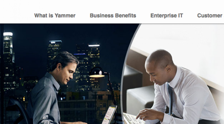 Yammer gets gobbled by Microsoft