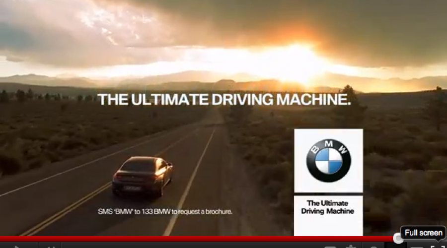 BMW drives media into review