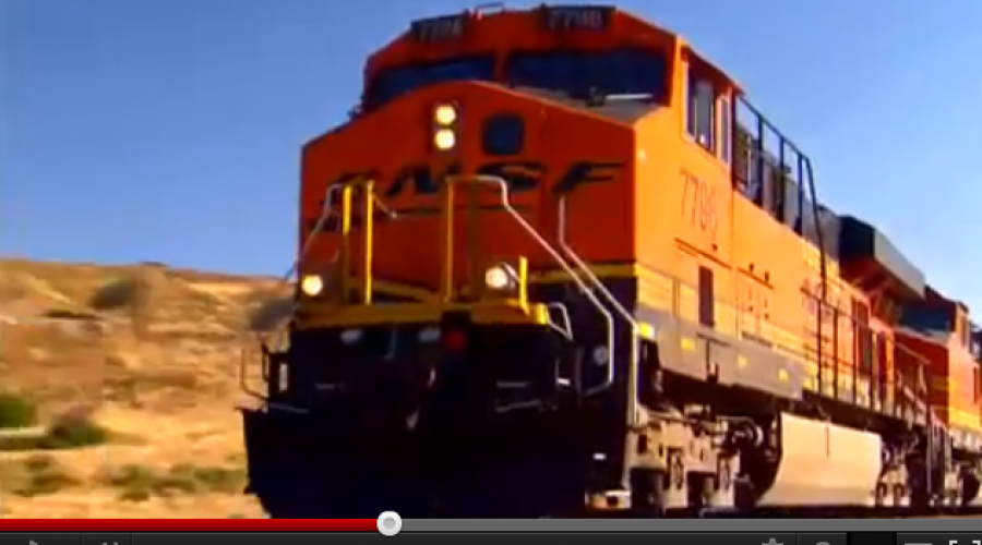 BNSF gets 2nd new CMO in 1 year