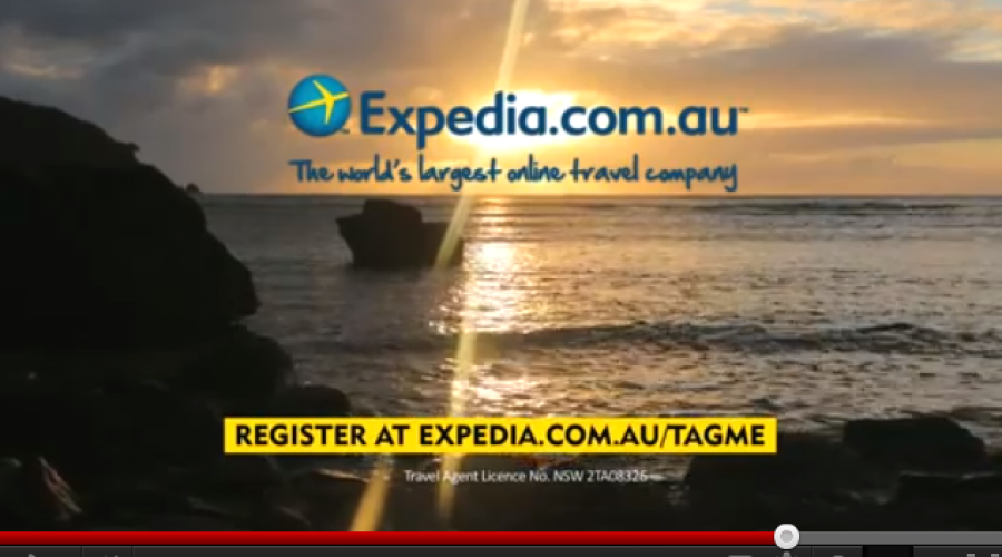 Expedia's $6 million account takes off