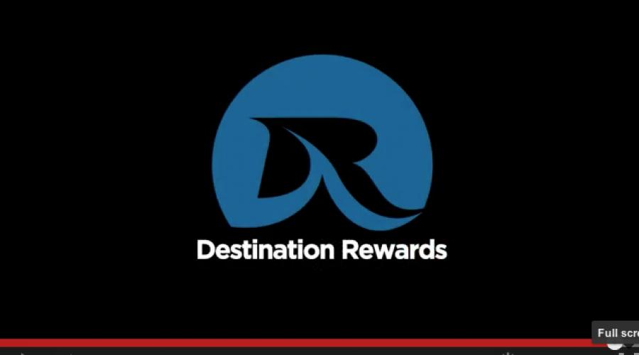 Destination Rewards books CMO