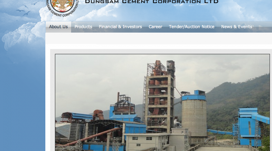 Dugnsam Cement sets ad review in motion