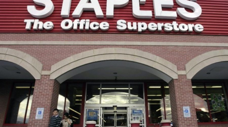 Staples looks to consolidate account: RFP Issued