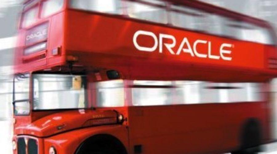 Oracle's major sales staff blunder = new biz opportunities