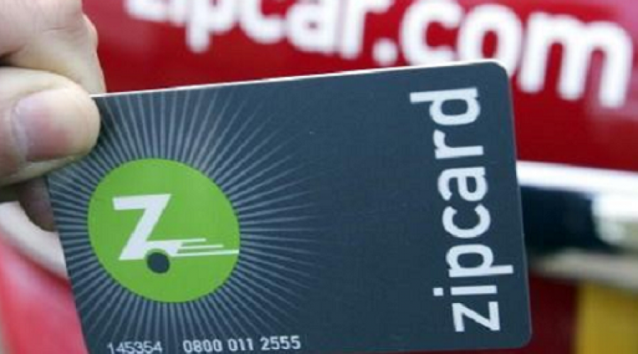 CMO finally parks at Zipcar