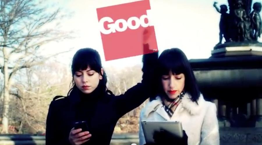 New CMO, CRO & SVP of O at Good Technology