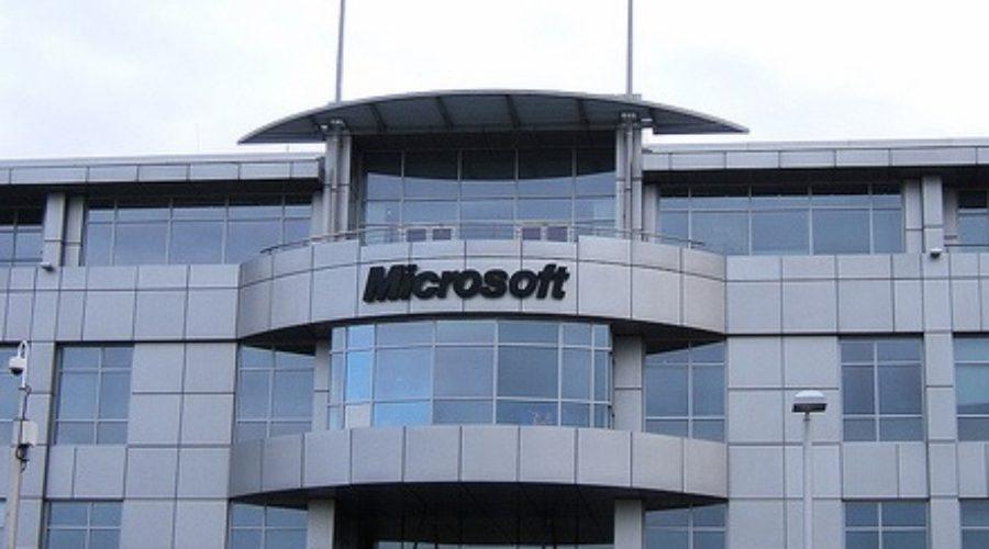 Microsoft UK trade PR in review