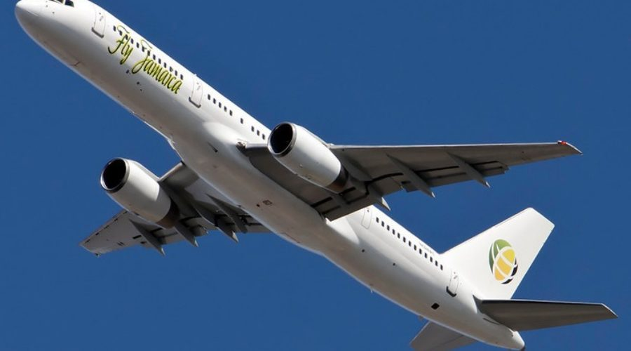 Fly Jamaica Airways is agencyless