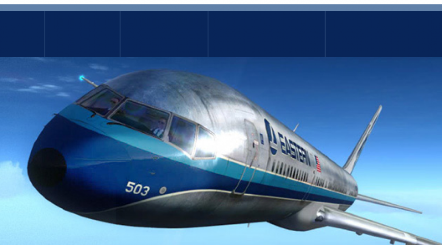 Eastern Air Lines Is Coming Back