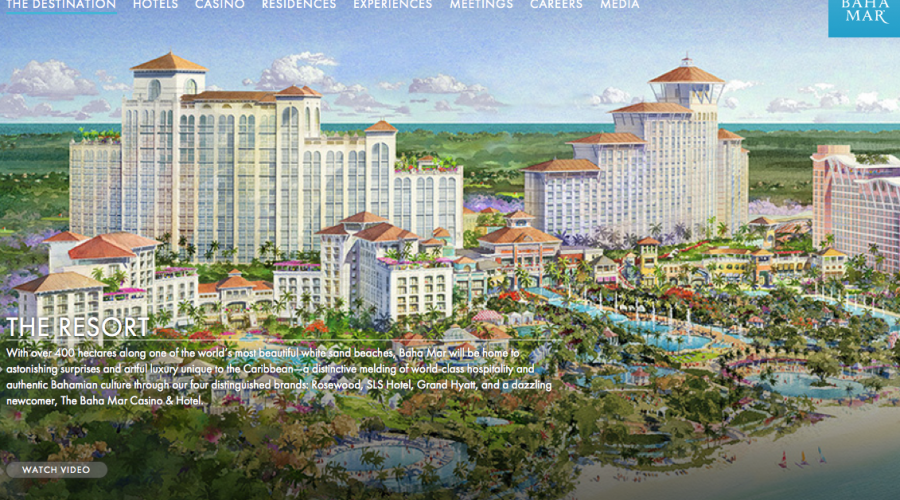 Baha Mar Casino & Resort Names Brunini President, Global Marketing