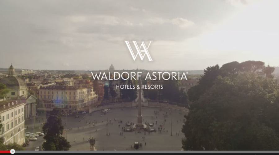SOLD: THE Waldorf Astoria