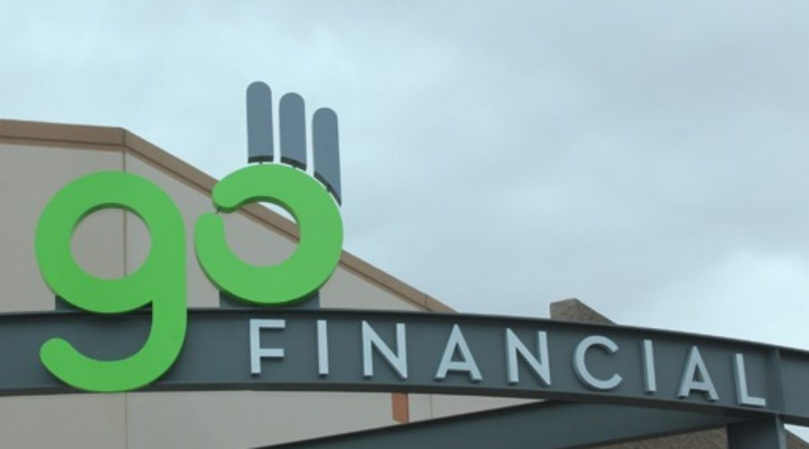 Go Financial is Movin' on Up