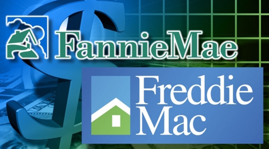 It may be time to call on Fannie Mae or Freddie Mac