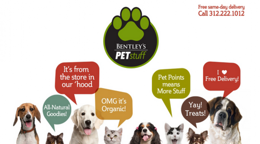 Rebranded Pet Store needs to get the word out