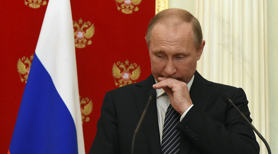 Vladimir thinks his country has a PR problem in the west