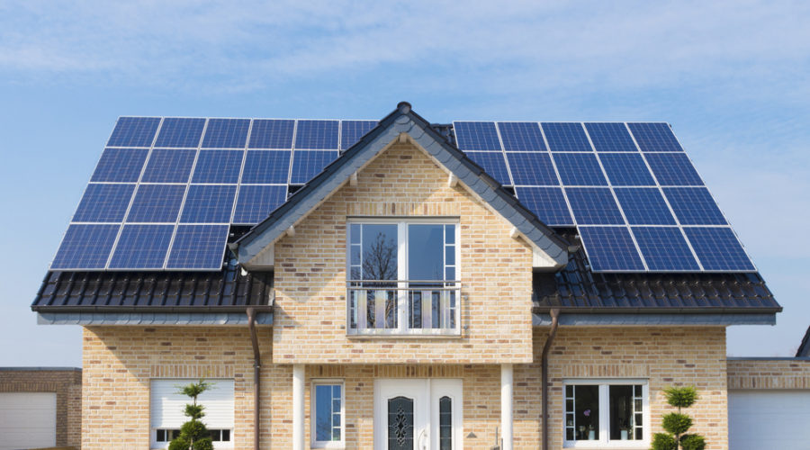 Selling solar panels, home batteries & solar roofs under one roof