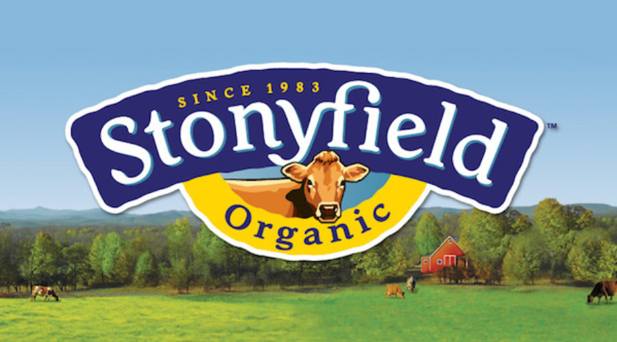 Free at last: Stonyfield Farms
