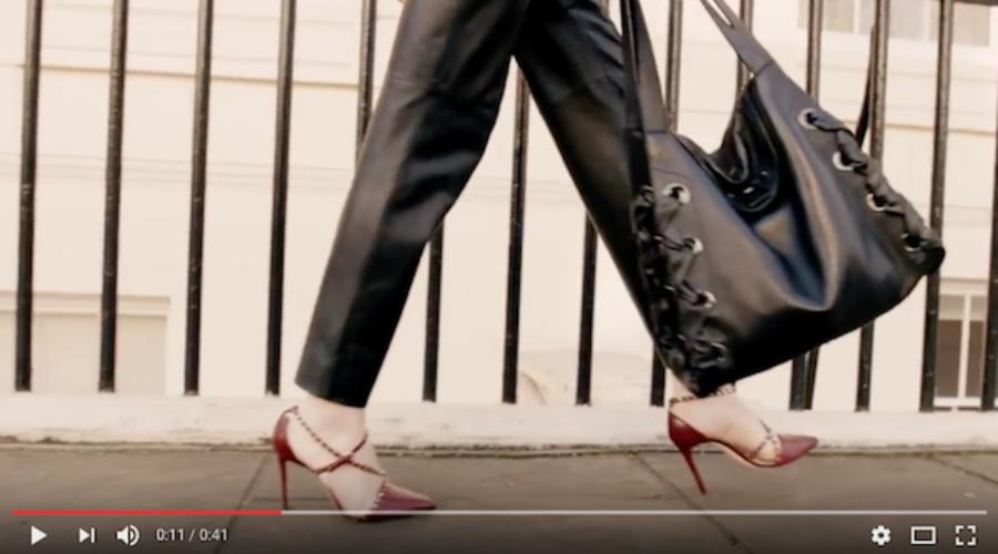 Luxury shoemaker gets some deep pockets