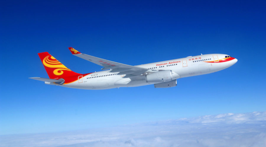 Hainan Airlines in Review: We have the RFP