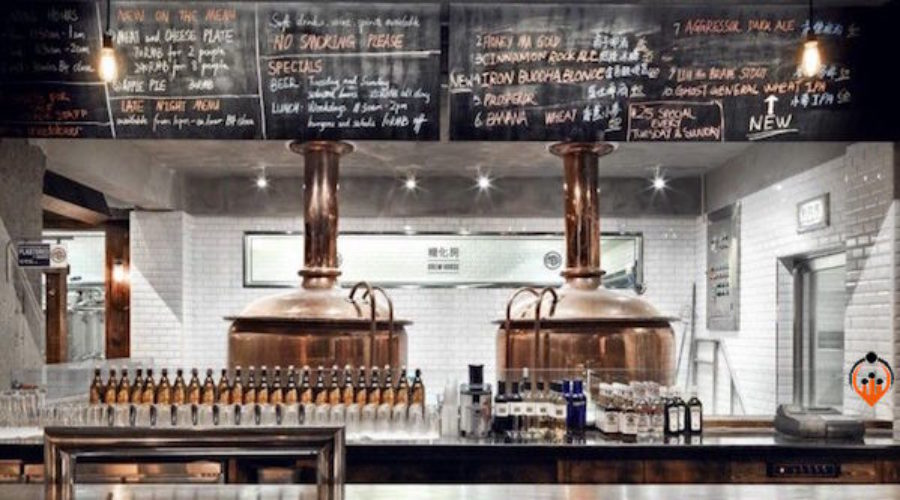 Breweries: The Category that scored Election Day