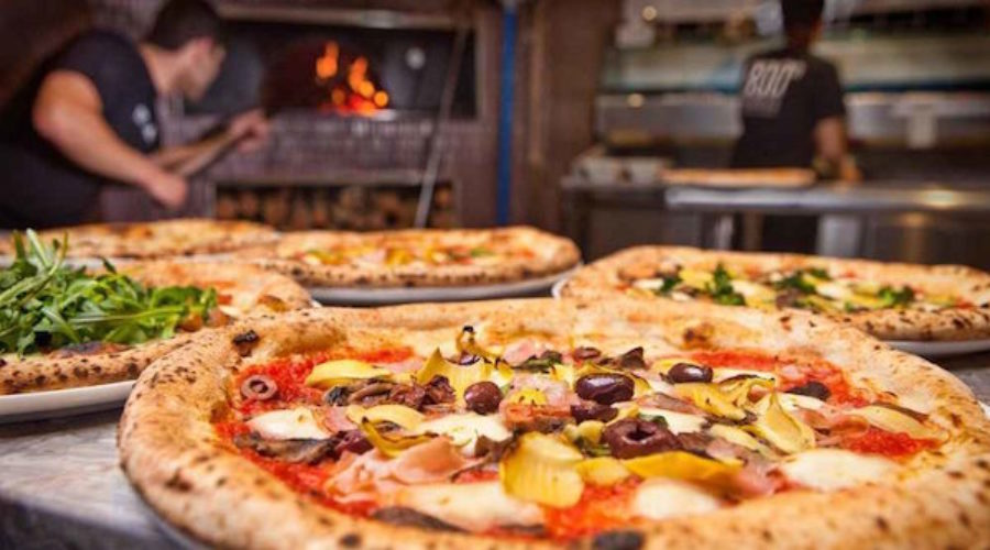 Fast & Fine Dinning Pizzeria has a Challenge