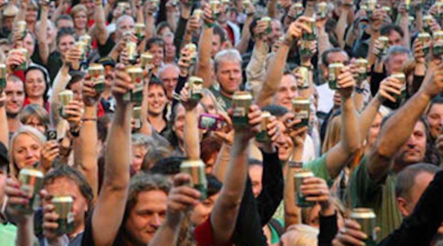 Campaign Idea: Trial by Public Opinion in Beer Biz