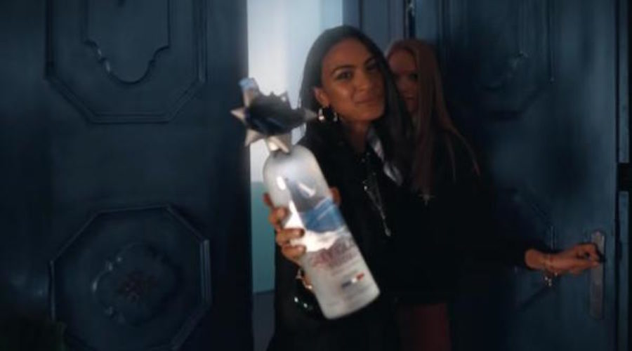 Reminder we forecast ad reviews: This time it was Grey Goose Vodka (free to see)