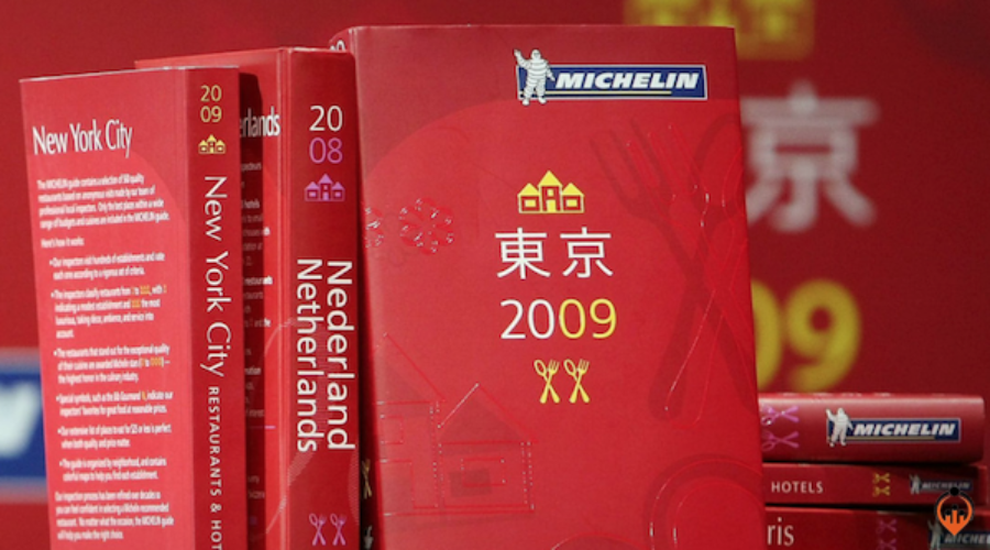 The falling Michelin Star just needs some advertising TLC