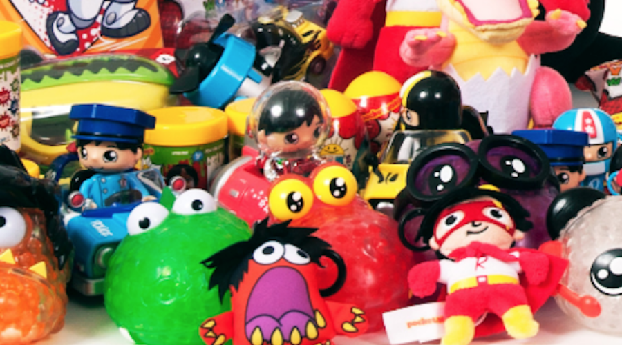 Toy account with 1st CMO could hire first agency