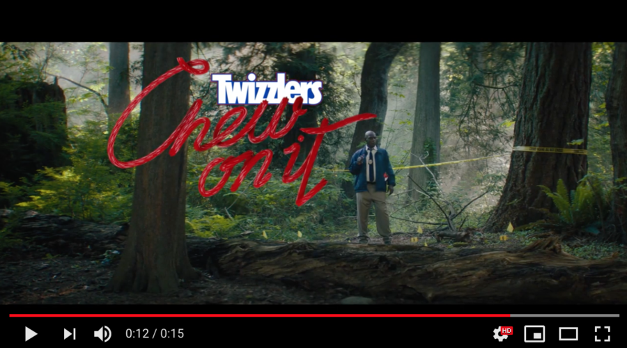 Another one of our forecasted ad reviews comes to light: Twizzlers (free to see)
