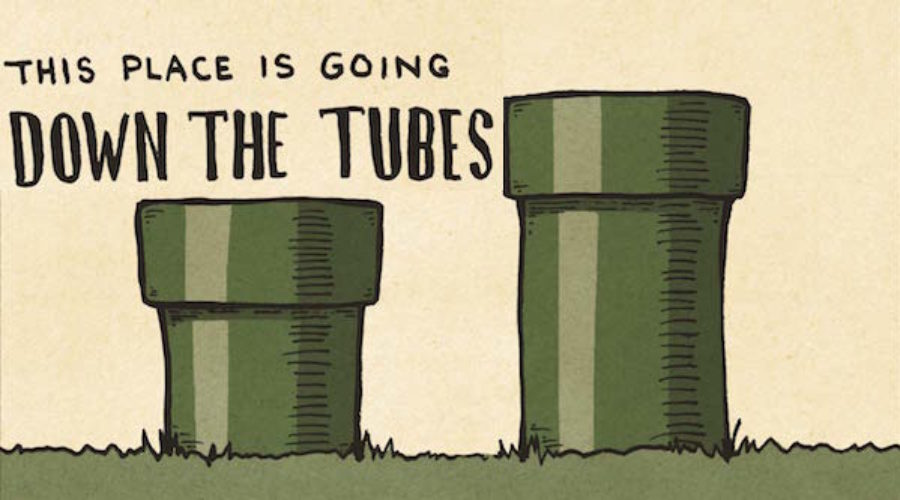 1 tube still goes up: Recreate that for their other fashion brands