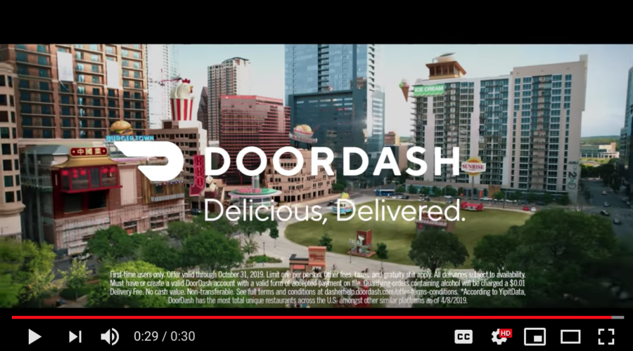 Ratti Report hits another HomeRun: DoorDash went into review as predicted (free to see)