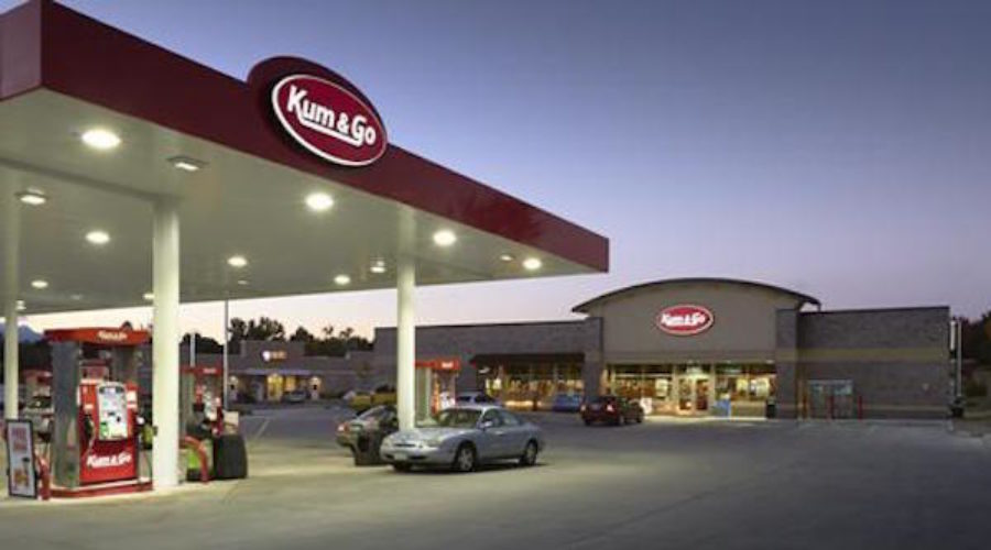 What is up at Kum & Go that we're takin' 'bout it?