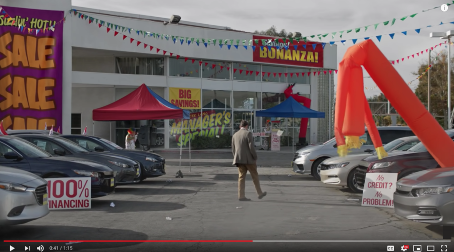 Generic car advertiser gets new CMO: is the agency next?