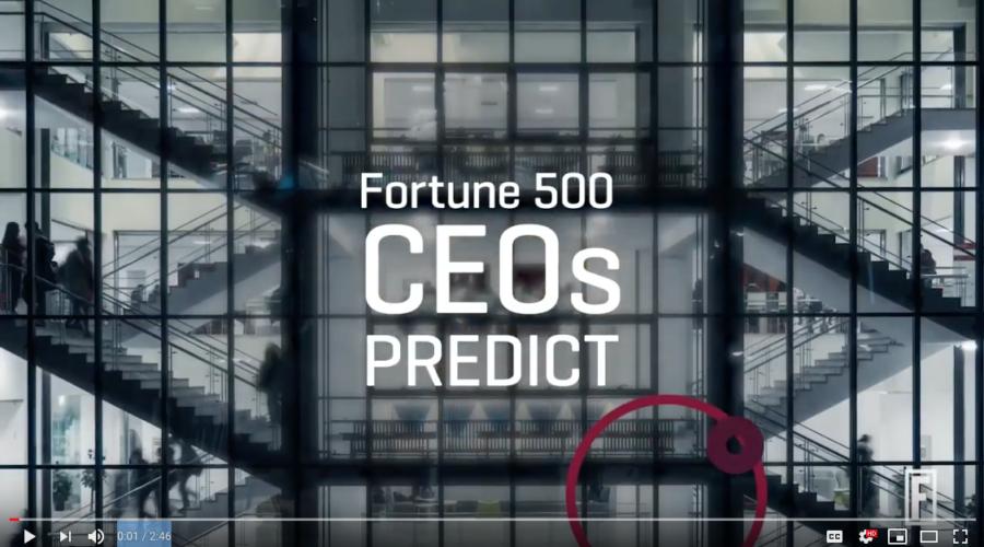 CEOs Predict Next Big Ideas for the New Decade