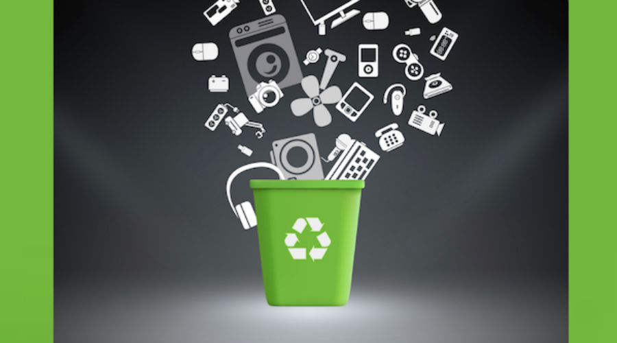 "Recycler hires 1st CMO: Surprise her with a ""Congrats"""