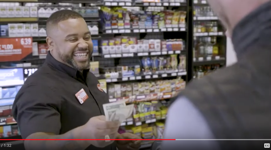 Convenience store chain now has to get serious about advertising