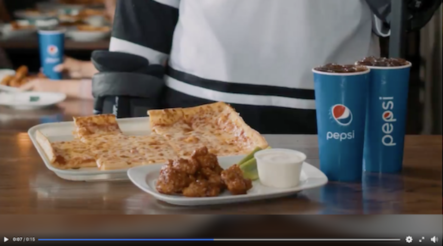 New Pizza CMO & 1 million media touchpoints: New TV Would Help