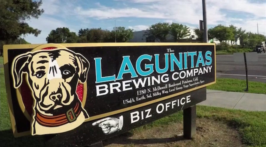 In February we said to pitch Lagunitas Brewing Company: Someone did & won