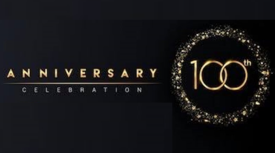 Revive a retailer's advertising by celebrating their 100th anniversary