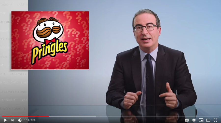 Social Media Agencies: Why Hasn't Pringles Budged?