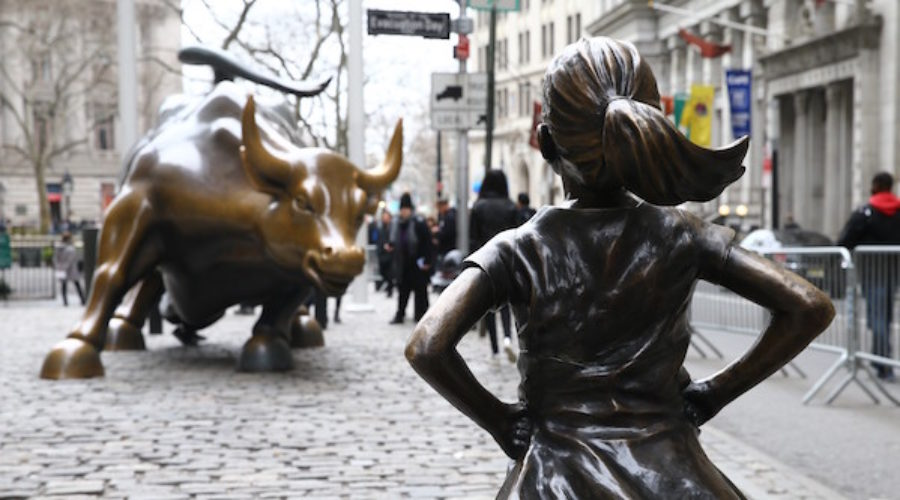 UPDATED: Fixing Fearless Girl