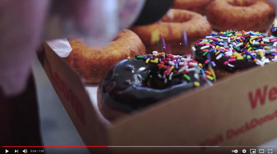 Think Donuts Ad Review